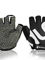 BOODUN/SIDEBIKE® Спортивные перчатки Перчатки для велосипедистов Защита от пыли Пригодно для носки Дышащий Меньше трения Защитный Без