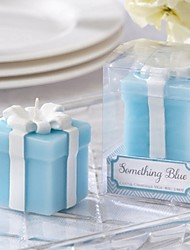 10box/lot - Something Blue Wedding Gift Candle Wedding Reception