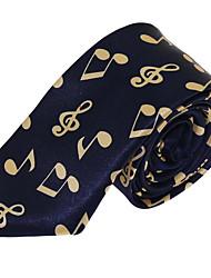 cheap -Wedding Party Polyester Silk Leisure Jacquard Tie Necktie for Adult Men