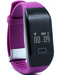 H3 Call To Show The Sleep Heart Rate Monitoring Smart Bracelet