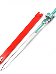 Weapon Sword Inspired by Sword Art Online Asuna Yuuki Anime Cosplay Accessories Sword Wood Female