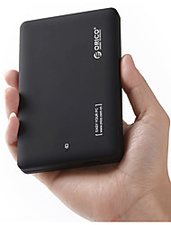Orico 2599us3 USB 3.0 box per hard disk senza attrezzi SATA da 2,5 pollici custodia rigida cellulare