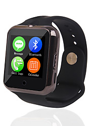 cheap -Smart Watch Heart Rate Monitor Calories Burned Pedometers Camera Compass Anti-lost Audio Camera Control Message Control Hands-Free Calls