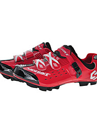 cheap -SIDEBIKE Mountain Bike Shoes Bike Cycling Shoes With Cleats Adults' Cushioning Mountain Bike Outdoor Cycling Cycling / Bike