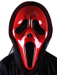 un dio della morte terrore fantasma esclamò maschera una faccia halloween strega bocca storta maschera vampiro urlo