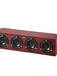 USB Wired Wooden Speaker Sound System Stereo Music Surround Speaker