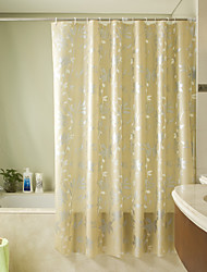 cheap -180*200cm Elegant Style  Design Waterproof Bathroom Fabric Shower Curtain