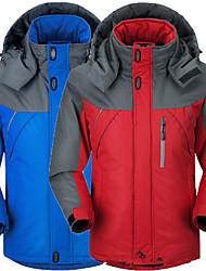 cheap -Men's Hiking Softshell Jacket Outdoor Winter Quick Dry Windproof Ultraviolet Resistant Wearable Breathable Ultra Light Fabric