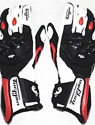 cheap -FURYGAN AFS18 Racing Motorcycle Gloves Men Riding Anti Drop Leather Gloves
