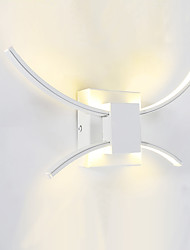 cheap -Modern/Contemporary Wall Lamps & Sconces For Metal Wall Light 220V 110V 15WW