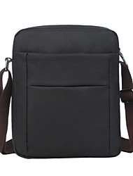 Men Bags All Seasons Canvas Shoulder Bag for Casual Outdoor Office & Career Black Coffee Khaki