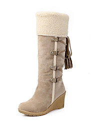 cheap -Women's Boots Spring / Fall / WinterWedges /  Gladiator / Comfort / Shoes & Matching Bags /