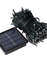 Недорогие -1pc 20m 200led солнечный свет шнура для праздника партии венчания водить освещение