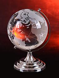 Недорогие -Мировые Глобусы Домики / Семья Хрусталь Маятник Круглый