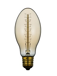 40W E27 Retro Industry Style Bullet Incandescent Bulb High Quality