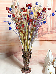 Hi-Q 1Pc Decorative Flower Country Garden Fruit Wedding Home Table Decoration Artificial Flowers
