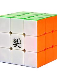 Недорогие -Волшебный куб IQ куб DaYan 3*3*3 Спидкуб Кубики-головоломки Устройства для снятия стресса головоломка Куб профессиональный уровень Скорость Для профессионалов Классический и неустаревающий