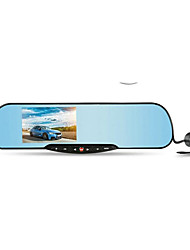 480p 848 x 480 HD 1280 x 720 Full HD 1920 x 1080 Car DVR  2.8 inch Screen Dash Cam