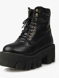 cheap -Women's Boots Spring / Fall / WinterHeels / Platform / Cowboy / Western Boots / Snow Boots / Roller Skate Shoes / Ridin