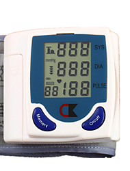 cheap -CK CK-101 Household Wrist Electronic Blood Pressure Monitor Intelligent Blood Pressure Measuring Instrument