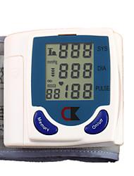 Недорогие -ск ск-101 бытовой запястье электронный артериального давления монитор артериального давления интеллектуальный измерительный прибор