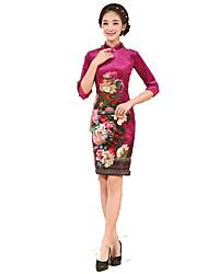 お買い得  -トラディショナル 女性用 スカート Aラインドレス ペンシルドレス コスプレ ショート丈