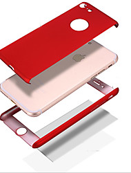 Per iPhone 8 iPhone 8 Plus Custodie cover Resistente agli urti Other Integrale Custodia Tinta unica Resistente PC per Apple iPhone 8 Plus