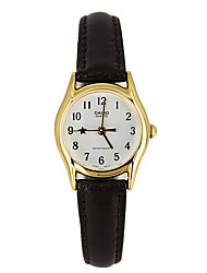 cheap -Women's Quartz Wrist Watch / Hot Sale Leather Band Luxury Casual Fashion Black