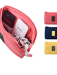 cheap -Passport Holder & ID Holder Earphone Holder / Cable Winder Travel Luggage Organizer / Packing Organizer Waterproof Portable Dust Proof