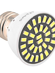 7W E26/E27 LED Spotlight T 32 SMD 5733 500-700 lm Warm White Cold White 2800-3200/6000-6500 K Decorative AC 220-240 AC 110-130 V