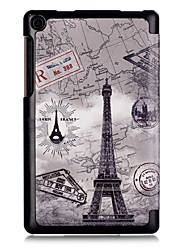 cheap -Print Tablet Cover Case for Lenovo Tab 3 7.0 730M TB3-730M with Screen Protector