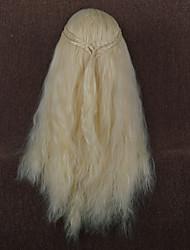 abordables -Pelucas sintéticas Ondulado Amplio Pelo sintético Peluca Mujer Larga / Muy largo