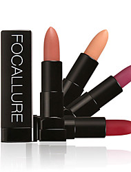 cheap -FOCALLURE Waterproof Matte Lipstick Cosmetic Beauty Care Makeup for Face