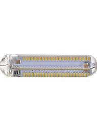 R7S LED a pannocchia T 192 SMD 4014 800-900 lm Bianco caldo Luce fredda 2800-3200K/6000-6500K K Decorativo V