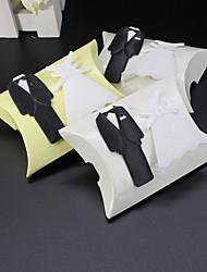 подушка карточная бумага пользу держатель с благосклонностью коробки-12 свадебных услуг
