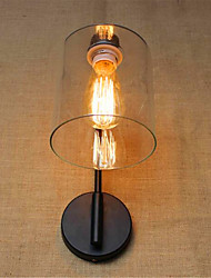baratos -Rústico/Campestre Regional Luminárias de parede Para Metal Luz de parede 110-120V 220-240V 40W