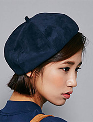 cheap -Unisex Vintage Casual Cotton Fedora Hat - Solid Colored
