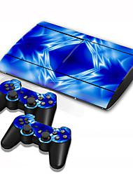 Недорогие -B-SKIN B-SKIN USB Стикер Назначение Sony PS3 ,  Оригинальные Стикер Винил 1 pcs Ед. изм