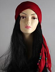 Недорогие -1шт Халоуин декора новизны подарка Террористические украшения косплей парик