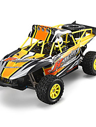 abordables -Coche de radiocontrol  WL Toys K929-B 2.4G Off Road Car Alta Velocidad 4WD Drift Car Buggy Todoterreno 1:18 Brush Eléctrico 70 KM / H