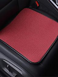 coussin de voiture simple morceau de soie libre de glace anti-dérapant coussins carrés sans cravate bureau coussin coussin de siège