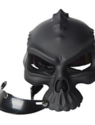 cheap -Color Dual Use Skull Casco Novelty Retro Casque Motorbike Half Face Helmet