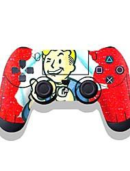 preiswerte --索尼 PS4 游戏机-Neuheit-PVC-USB-Aufkleber- fürSony PS4
