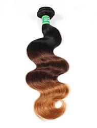 1 Piece Body Wave Human Hair Weaves Brazilian Texture Human Hair Extensions