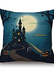 1PC Household Articles Back Cushion Novelty  Hallowmas Originality  Fashionable Single Pillow Case