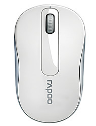 Недорогие -Rapoo беспроводная оптическая мышь M218 USB мышь 1000dpi 3keys