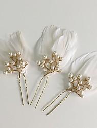 akrilna pera slitina cvijeće kose glava s glavom elegantan stil