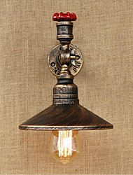 AC 220-240 40 E27 BG147 Rustic/Lodge Painting Feature for Bulb IncludedAmbient Light Wall Sconces Wall Light