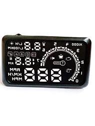 Недорогие -дисплей HUD автомобиля HUD головой вверх дисплей автомобиля HUD автомобиля стайлинг Система предупреждения превышения скорости хорошее