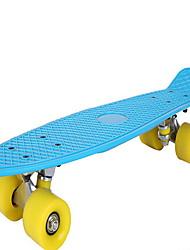 Недорогие -Стандартные скейтборды Черный Желтый Красный Зеленый Синий